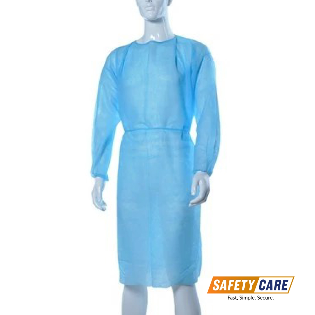PPE isolation gown and disposable coverall sell in singapore
