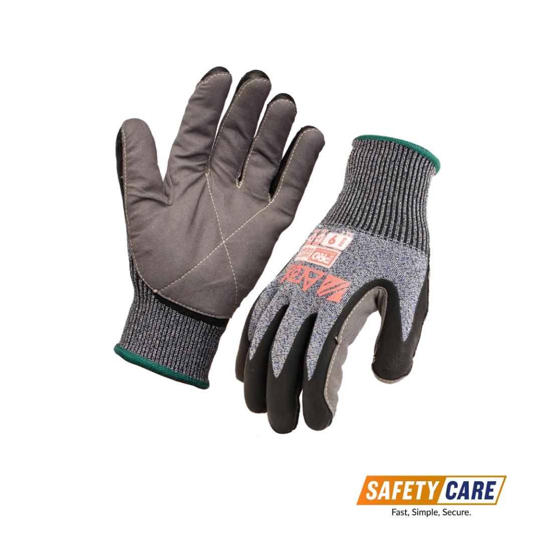 Pro-Choice-Safety-Glvoes-ARAX-HEAVY-DUTY-NITRILE-FOAM-DIPPED